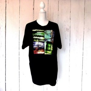 Bonnie Raitt Slipstream Concert Tour T-Shirt XL